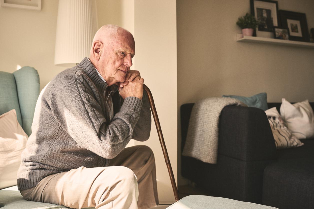 Depresión en la persona adulta mayor